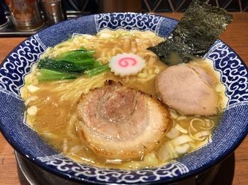 ハマカゼ拉麺店1_麺.JPG